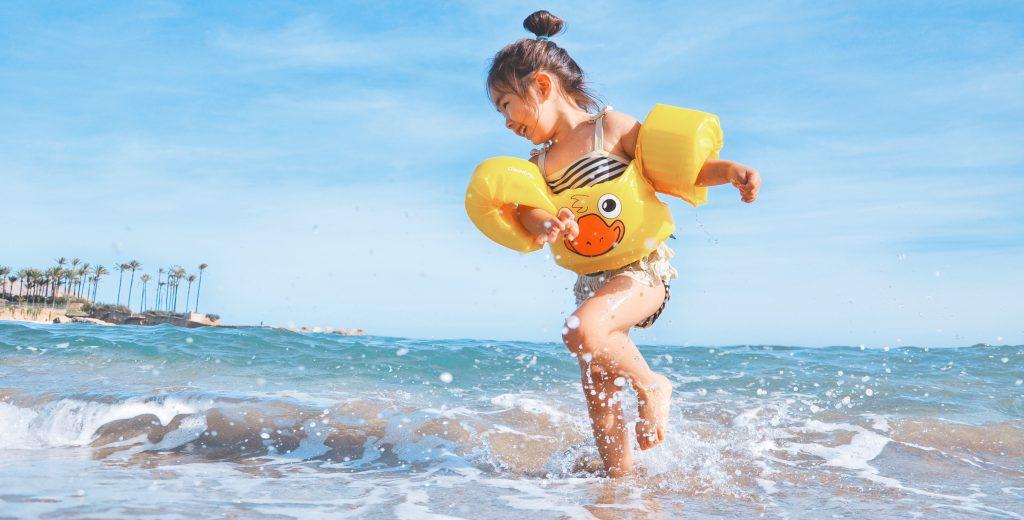 Protégez vos enfants du soleil